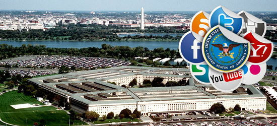 Pentagon's Social Networking Problem