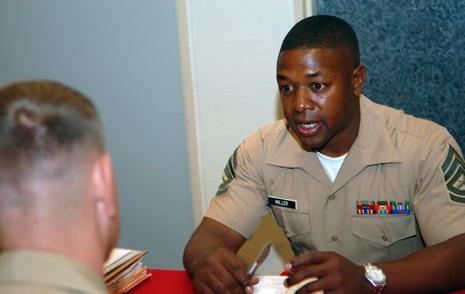 Prior Service Recruiter