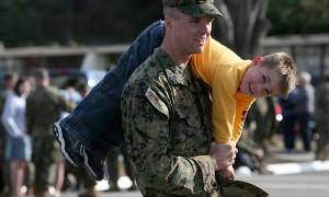Marines Returning Home