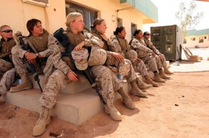 female-marines