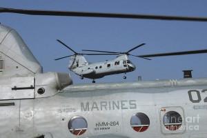 Goodbye CH-46